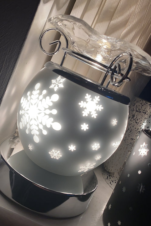 Snowflake Dimmable electric  burner