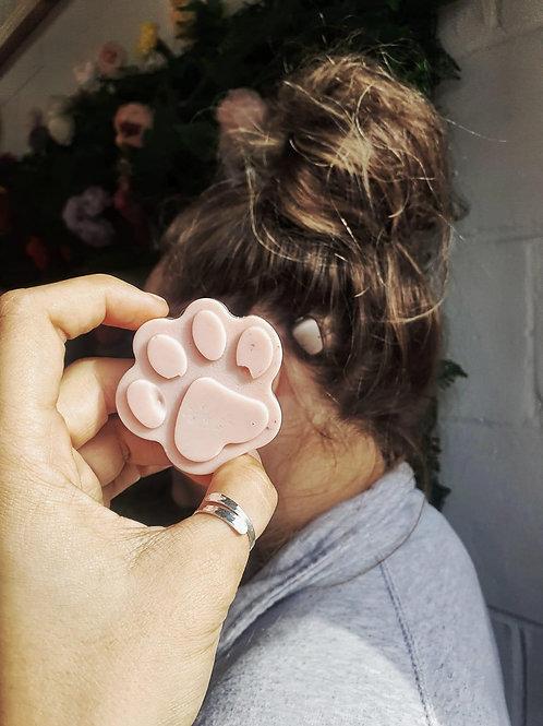 Hearing Dogs Paw Wax Melt