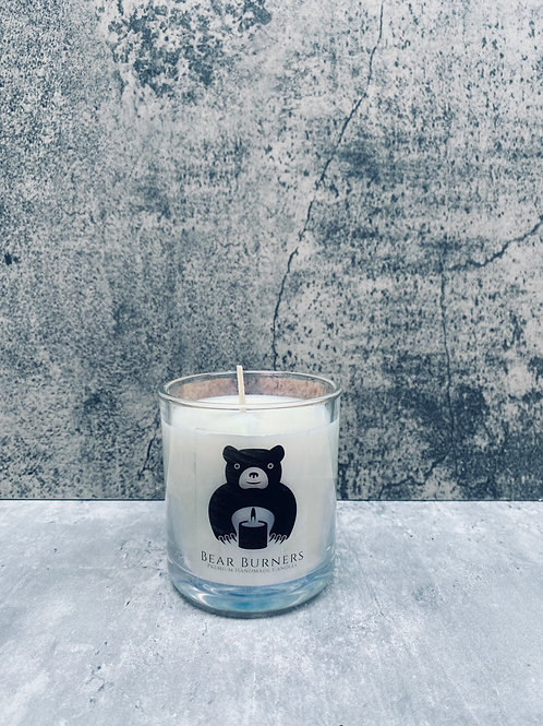 Pearlescent Candle