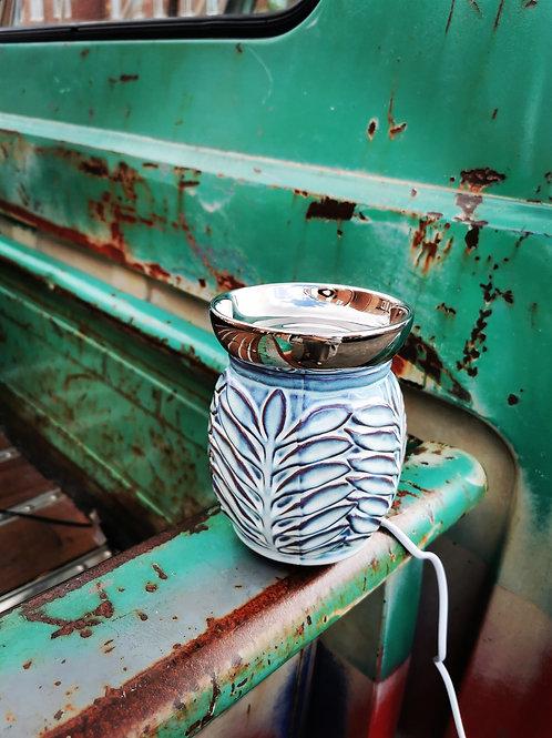 Ceramic Blue hot plate burner