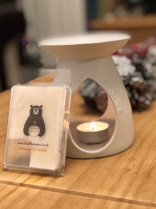 Bear Essential Clamshell