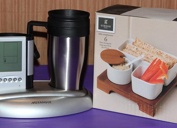 Desktop & Table Condiment Set