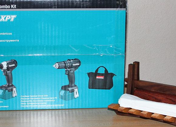 Makita Drill Kit & Napkin Holder