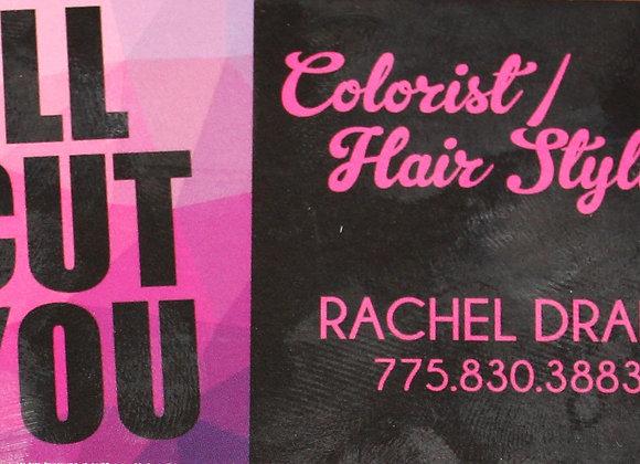 """""""I'll Cut You"""" by Rachel"""