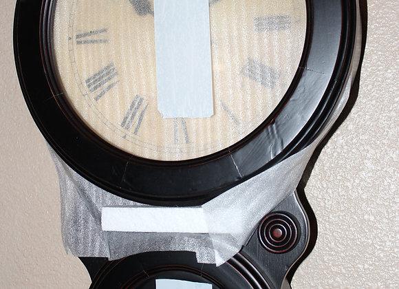 German Pendulum Wall Clock