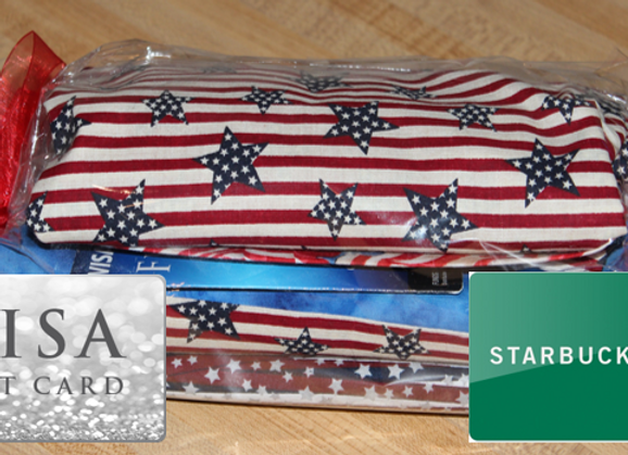 Patriotic Pillowcases & More