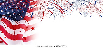 usa-flag-fireworks-on-white-260nw-427873