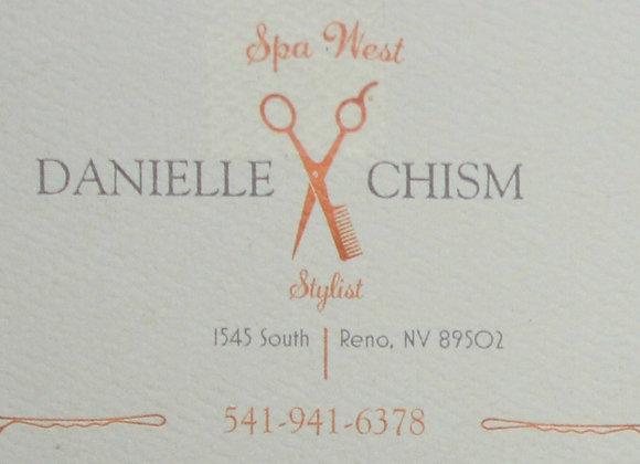 Danielle Chism Hairstylist