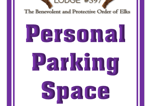 Reno Elks 1-year Preferred Parking Pass
