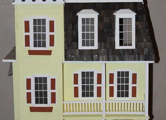 Handcrafted Doll House