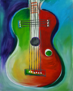 Cross Guitar