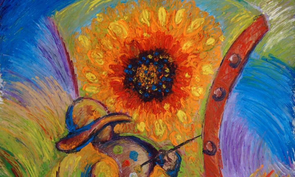 Girasole - Sunflower of Van Gogh
