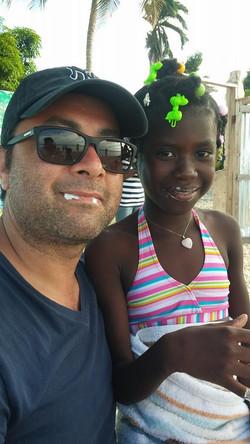 Hugo & Danie - Carrefour, Haiti 2013