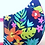 Thumbnail: Face Cover Flamingo Paradise