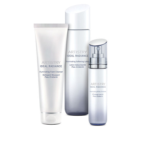 Artistry Ideal Radiance System for Combination-to-Oily Skin