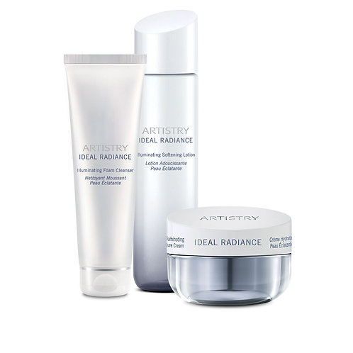 Artistry Ideal Radiance System for Normal-to-Dry Skin