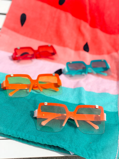 Flip-Up Shades of Color