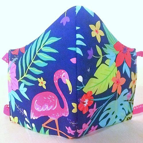 Face Cover Flamingo Paradise