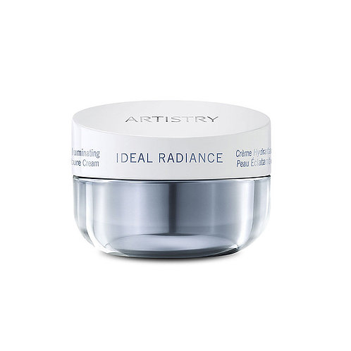 Artistry Ideal Radiance Illuminating Moisture Cream (Moisturizer for Dry Skin)