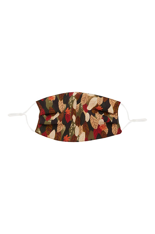 Face Cover- Fall Pattern