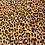 Thumbnail: Leopard Print Square Scarf