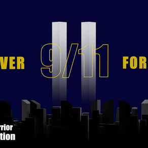 We Honor and Remember 9/11