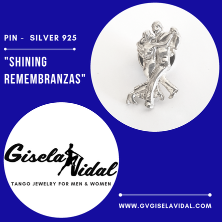 """ SHINING REMEMBRANZAS"" PIN"