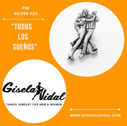 """""""TODOS LOS SUEÑOS"""" PIN"""