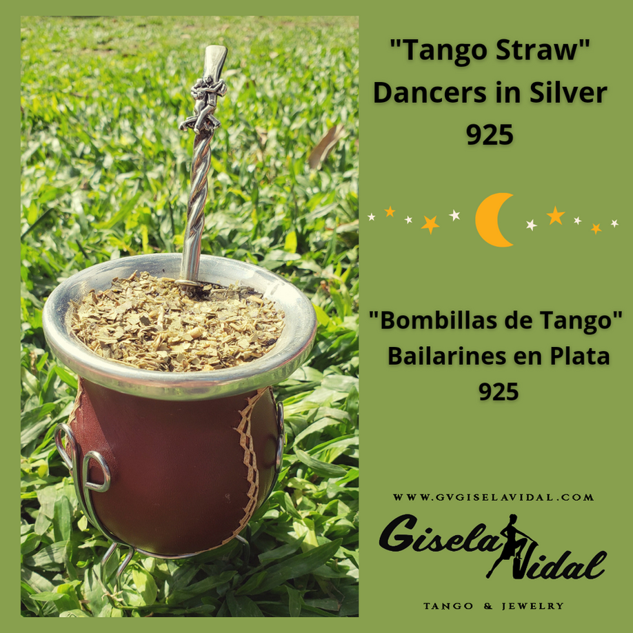 Tango Straw - Bombillas de Tango