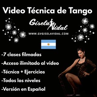 Video de Tango