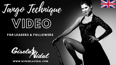 Tango Technique Video For Leaders & Followers