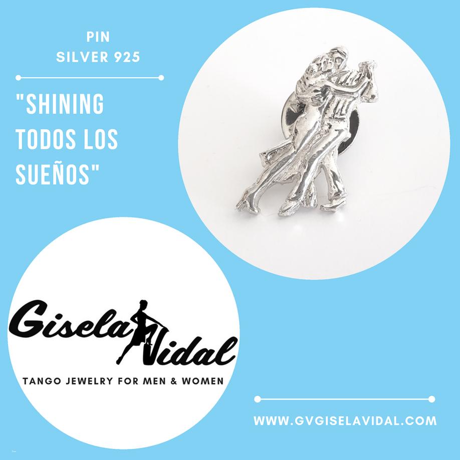 """""""SHINING TODOS LOS SUEÑOS"""" PIN"""