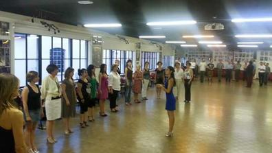 Zotto Tango Academy, Milan