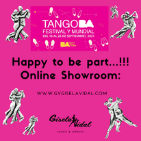 Joyas de Tango - Tango Jewelry - Gisela Vidal