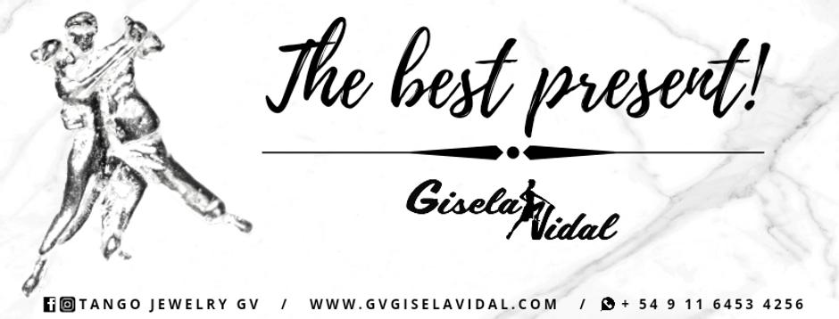 Gisela Vidal Tango Jewelry