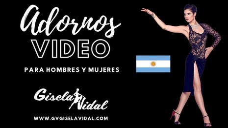 Clases de Adornos por Gisela Vidal