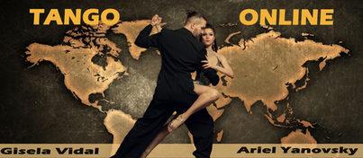 Tango Lessons & Tango Online