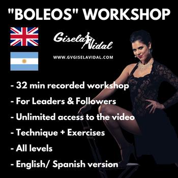 Online Workshop Video By Gisela Vidal