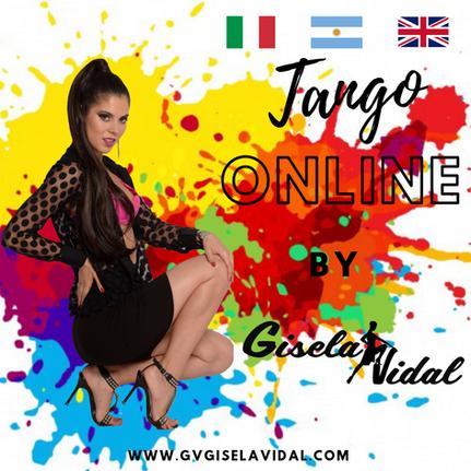 Gisela Vidal Tango Online