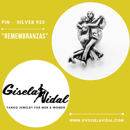 """REMEMBRANZAS"" PIN"