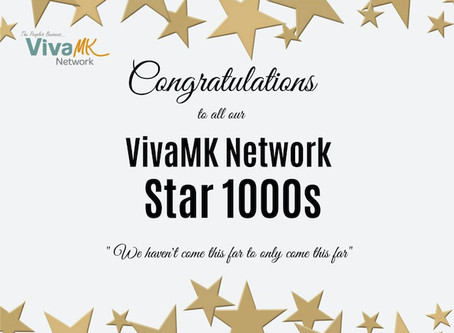VivaMk Star 1000 Recognition August 2020