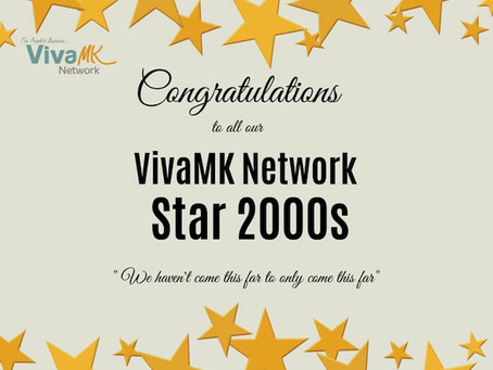 VivaMk Star 2000 Recognition August 2020