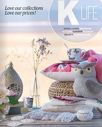 Kleeneze KLife catalogue