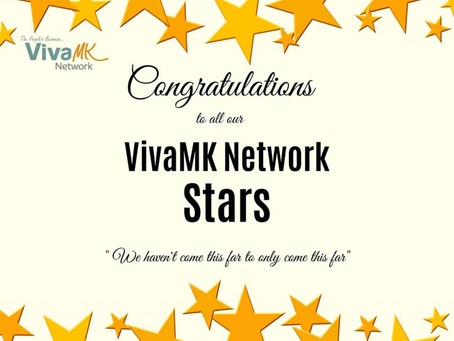VivaMk Star Recognition Period 8 August 2020
