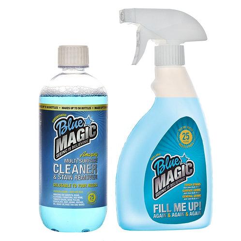 Blue Magic Cleaner