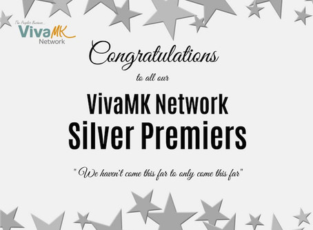 VivaMK Silver Premier Distributors August 2020