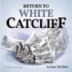 Return To White Catcliff by Inna Val Helm