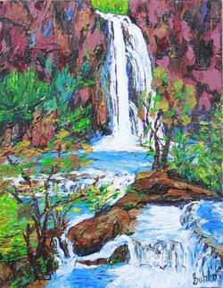 Havasu Waterfall