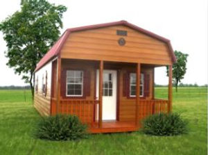Hardie Stained Lofted Cabin.JPG