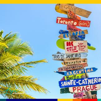CURSOS DE IDIOMAS NO EXTERIOR: Conheça os destinos mais populares